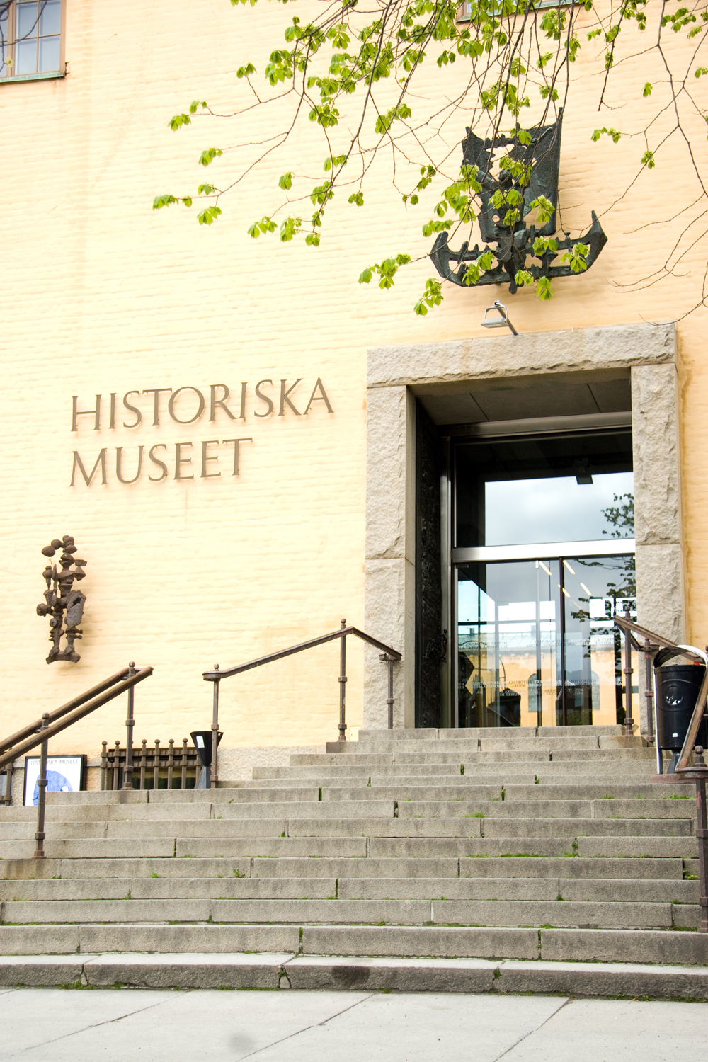The History Museum, Stockholm
